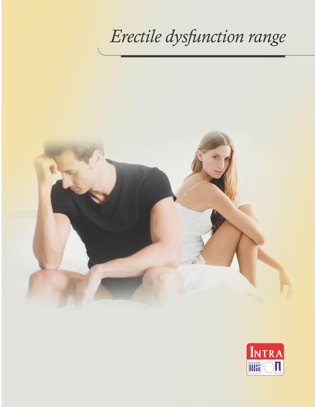 Sexspielzeug erektile Dysfunktion